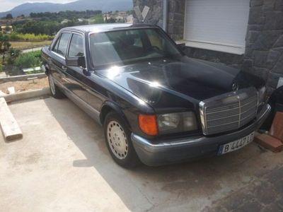 usado Mercedes 260 300SE -85