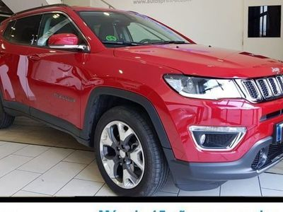 brugt Jeep Compass 1.4 Multiair Limited 4x2 103kW
