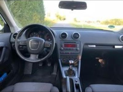 gebraucht Audi A3 Sportback 2.0TDI Ambiente 170