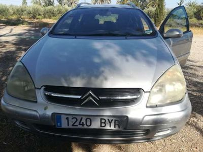 used Citroën C5 Break 2.0HDI Exclusive