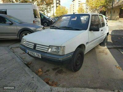 usado Peugeot 205 Junior 1.1