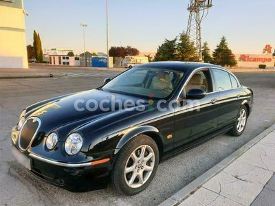 usado Jaguar S-Type S-type2.7d V6 Classic 207 cv en Madrid