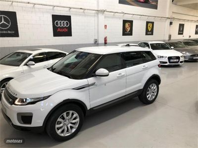 used Land Rover Range Rover evoque Diesel 2.0TD4 SE Dynamic 4WD Aut. 150 SE Dynamic