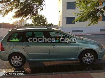 usado Peugeot 307 Sw 2.0hdi 90 90 cv en Murcia