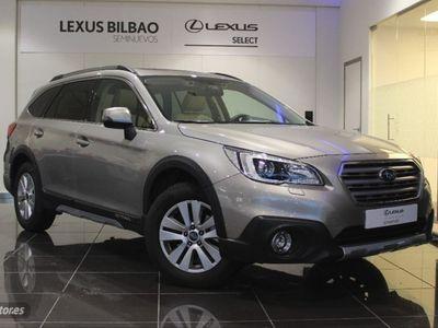 usado Subaru Outback 2.5i Executive Plus CVT Lineartronic AWD