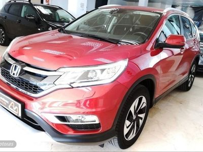 usado Honda CR-V 2.0 iVTEC Elegance Plus Navi