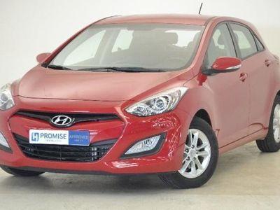 usado Hyundai i30 1.6 CRDI 110HP GLS TECNO 5P