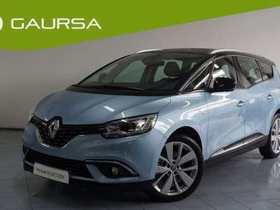usado Renault Grand Scénic 1.7 BLUE DCI LIMITED 110KW 150 5P 7 PLAZAS