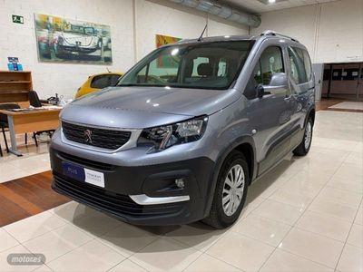usado Peugeot Rifter Active Standard PureTech 81kW