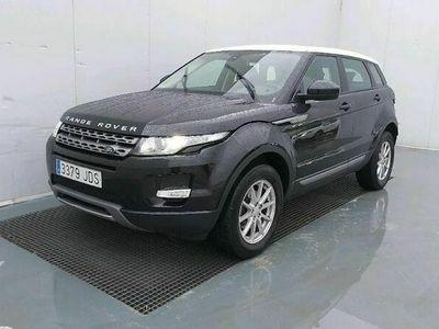 usado Land Rover Range Rover evoque 2.2L TD4 4x4 Pure Auto.