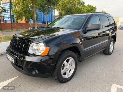 used Jeep Grand Cherokee 3.0 V6 CRD Laredo