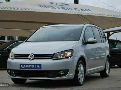 usado VW Touran Advance 1.6 TDI 85kW 115CV DSG