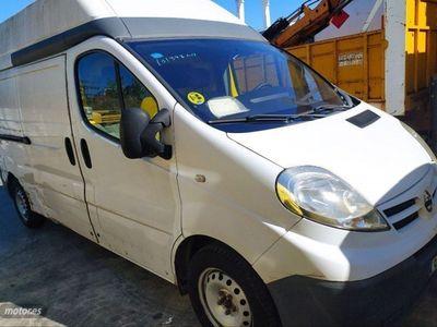 usado Nissan Primastar 2.0dCi 90CV PRO LARGA 2960PMA