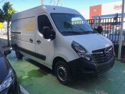 usado Opel Movano 2.3 CDTI 96kW (130CV) L2 H2 F 3.5t DC Cabina Doble