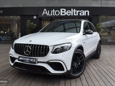 usado Mercedes GLC63 AMG AMG 4Matic Aut. HEAD UP DISPLAY - DISTRONIC