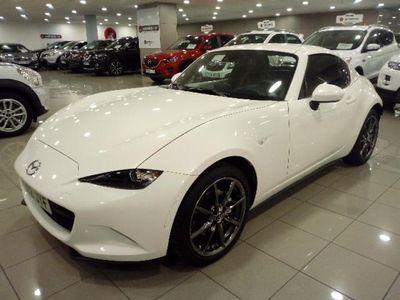 gebraucht Mazda MX5 MX-52.0 SKYACTIV-G 118KW LUXURY SPORT TT 160 2P