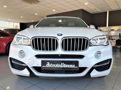 usado BMW X6 xDrive M50dA