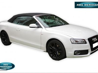usado Audi A5 Cabriolet 3.0 TDI 240cv DPF quattro Stronic