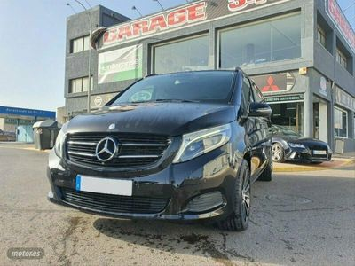 usado Mercedes V250 Clased Avantgarde Largo