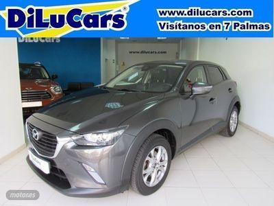 usado Mazda CX-3 2.0 Style+ Navegador 2WD 120