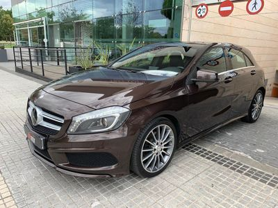used Mercedes A180 CDI BE AMG Line 7G-DCT