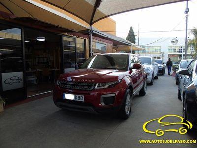 brugt Land Rover Range Rover evoque 2.0TD4 Pure 4WD 150