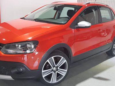 begagnad VW Polo Cross 1.6 TDI 90cv