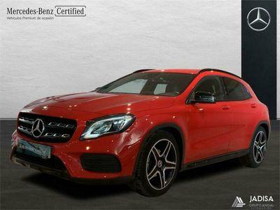 usado Mercedes GLA180 no aplica