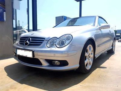 usado Mercedes 500 Cabrio 306cv