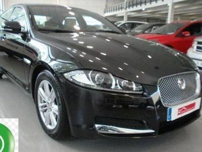usado Jaguar XF 2.2 Diésel Premium Luxury