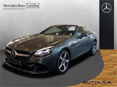 gebraucht Mercedes E250 SLC d Aut.