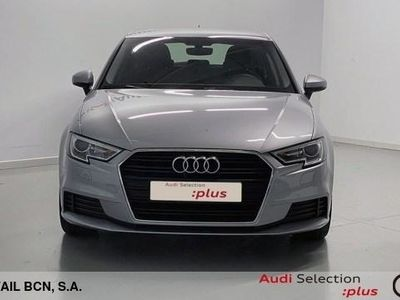 usado Audi A3 Sportback 30 TFSI S-tronic 85 kW (116 CV) Gasolina Gris Plata matriculado el 06/2019