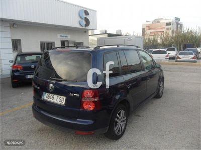 usado VW Touran 2.0 TDI 140 Traveller