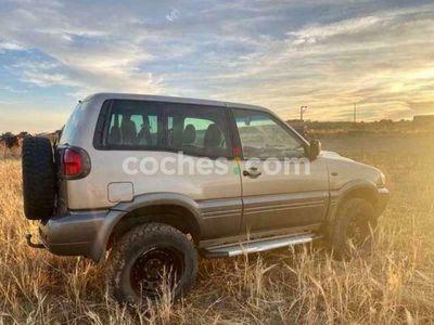 usado Nissan Terrano 3.0 Di Luxury 154 cv en Ciudad Real