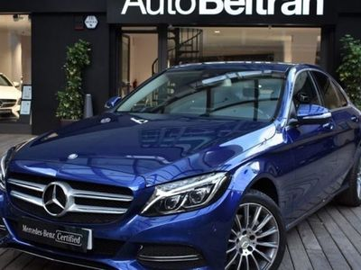 usado Mercedes 220 Clase C BERLINABLUETEC / D AVANTGARDE