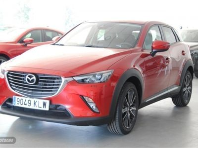 used Mazda CX-3 1.5D Luxury 2WD