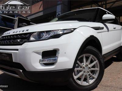 gebraucht Land Rover Range Rover evoque 2.2L eD4 150CV 4x2 Pure