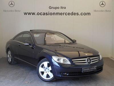 usado Mercedes 500 Clase CL CLASE