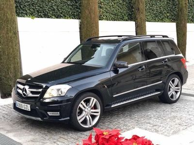 usado Mercedes GLK350 CDI 4M Aut.