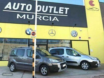 usado Citroën Berlingo Multispace 1.6hdi Xtr Plus 90 92 cv en Murcia
