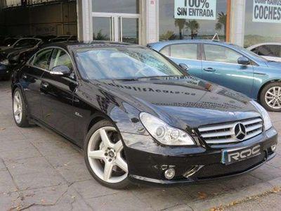 usado Mercedes CLS63 AMG CLS 63 AMGAMG Aut.