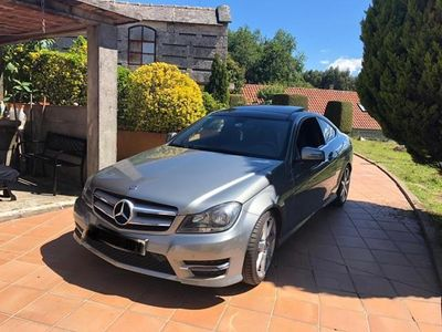 used Mercedes C220 Coupé CDI BE Sport