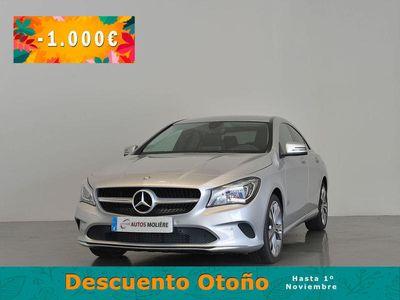 usado Mercedes CLA200 d Urban AUTO. 136 CV