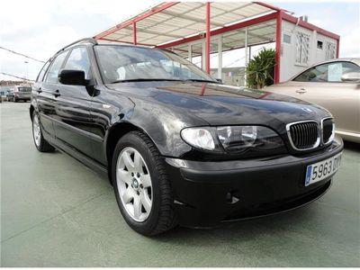 usado BMW 318 d Touring - GPS