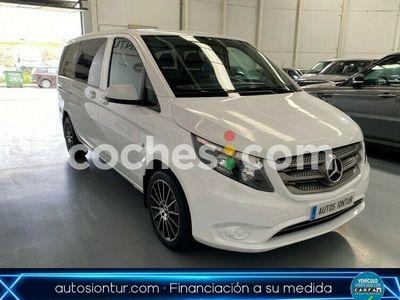 usado Mercedes Vito Tourer 114 Cdi Pro Larga 136 cv en Madrid