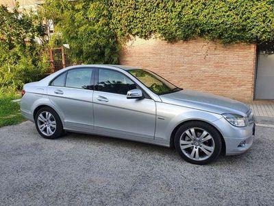 usado Mercedes C200 CDI BE Avantgarde 7G Plus