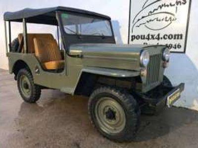 usado Jeep Willys