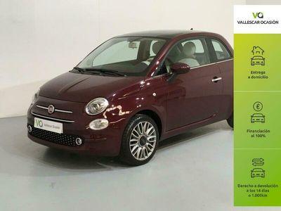 usado Fiat 500 LOUNGE 1.2 69 CV EU6 3P