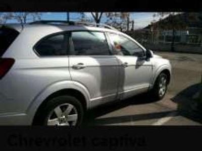 usado Chevrolet Captiva 2.0VCDi LT 5 pl.