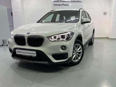 usado BMW X1 xDrive18d 110 kW (150 CV)